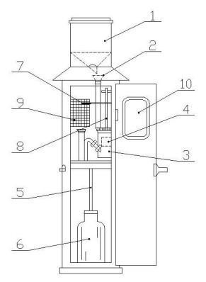 机械钟内部结构图